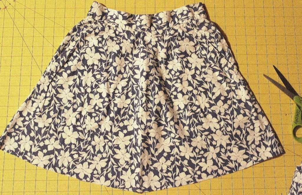 Skirt Cut